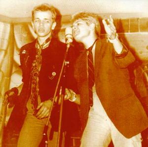 Задерий и Терри - 1986