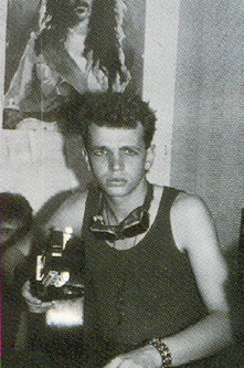 Святослав Задерий - 1986