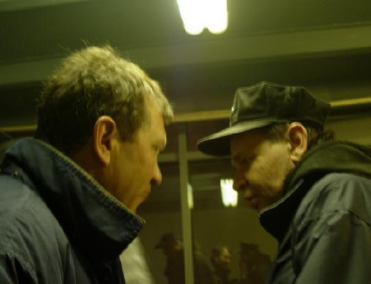 Святослав Задерий в Манеже 26.03.2008