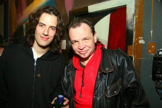 рок-опера ПРОМЕТЕЙ  с участием знаменитого музыканта Святослава Задерия (ex - Алиса)