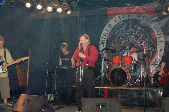 НАТЕ! в ROKS CLUB 06.06.2008.
